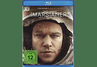 Der Marsianer - Rettet Mark Watney  3D Blu-ray (+2D)