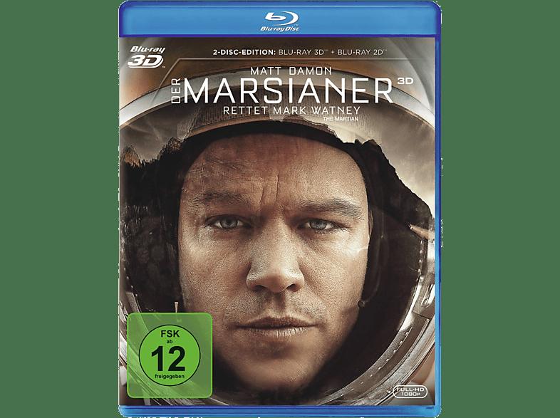 Der Marsianer - Rettet Mark Watney  [3D Blu-ray (+2D)]