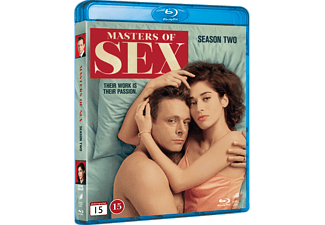 Masters of Sex S2 Blu-ray