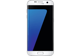 SAMSUNG Galaxy S7 Edge  32 GB Weiß