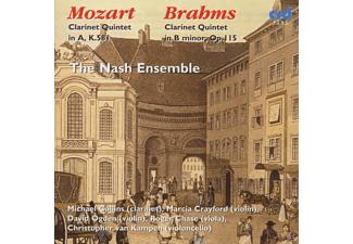 Nash Ensemble - Klarinettenquintette - (CD)