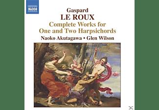 Naoko Akutagawa - Cembalowerke  - (CD)