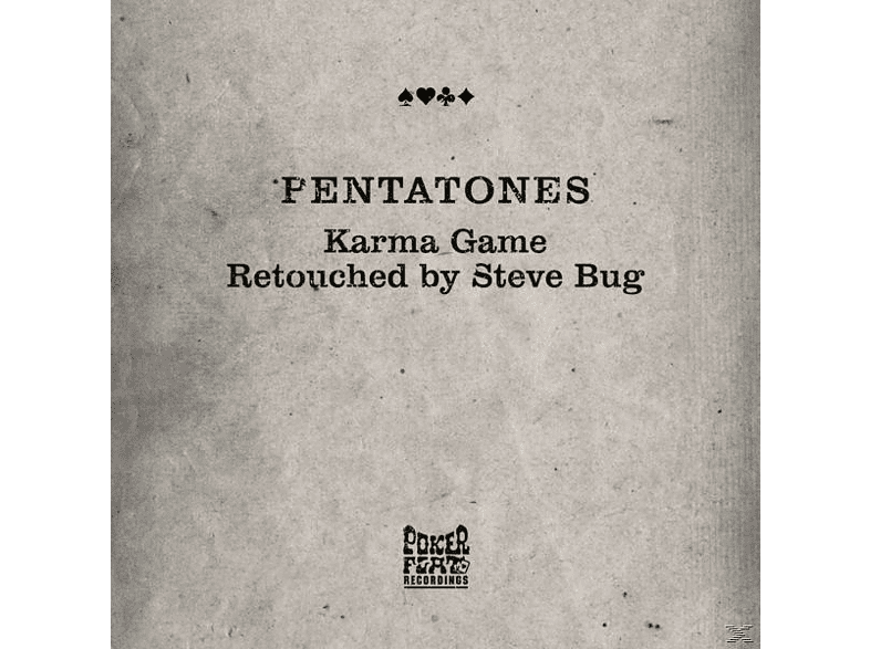 Pentatones - Karma Game (Retouched By Steve Bug) [Vinyl]