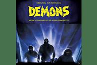 Simonetti Claudio - Demons Original Soundtrack (Green Vinyl) [Vinyl]