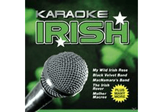 Karaoke - Karaoke Irish - (CD)