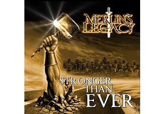 Merlins Legacy - Stronger Than Ever - (CD)