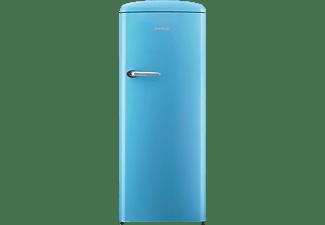 GORENJE ORB153BL Kühlschrank (E, 1540 mm hoch, Blau)