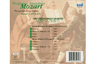 The Chilingirian Quartet - Mozart:The Last String Quart.1 [CD]