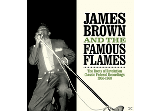 James Brown, The Famous Flames - Roots Of Revolution - (Vinyl)