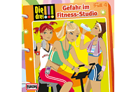Various - Die drei !!! 04: Gefahr im Fitness-Studio - (CD)