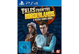 Tales from the Borderlands - [PlayStation 4]
