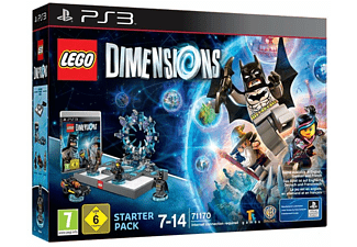 LEGO Dimensions - Starterpack