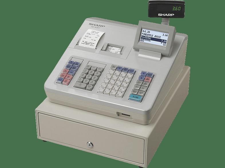 SHARP XE-A 307 Registrierkasse