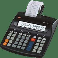 TRIUMPH-ADLER 4212 PD Druckender Tischrechner