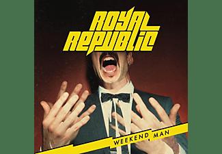 Royal Republic - Weekend Man  - (CD)