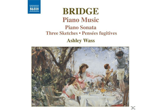 Ashley Wass - Klaviermusik Vol.2  - (CD)