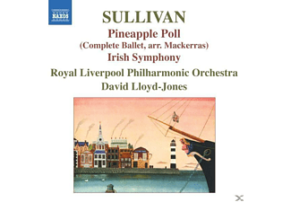 Royal Liverpool Philharmonic Orchestra - Pineapple Poll/Irish Symphony - (CD)