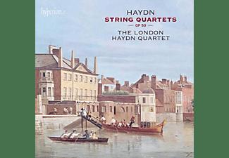 "The London Haydn Quartet - Streichquartette Op.50 ""preussisch""  - (CD)"