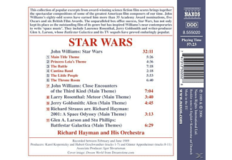 VARIOUS, Richard Hayman - Star Wars And Other Sci-Fi Classics  - (CD)