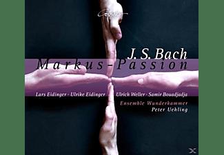 Eidinger/Weller/Uehling/Ensemble Wunderkammer - Markus-Passion Bwv 247  - (CD)