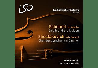 Lso String Ensemble - Der Tod Und Das Mädchen/Kammersinfonie In C-Moll  - (SACD Hybrid)