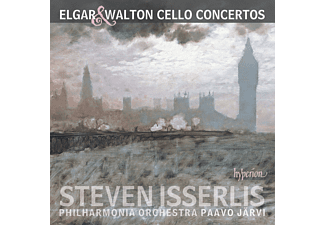 Steven Isserlis, The Philharmonia Orchestra - Cellokonzerte  - (CD)