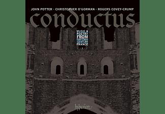 John Potter, Christopher O'Gorman, Rogers Covey-crump - Conductus Vol.3-Musik Und Lyrik Im 13.Jh.  - (CD)
