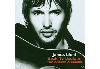 James Blunt - Back To Bedlam - Bedlam Sessions  - (CD + DVD Video)