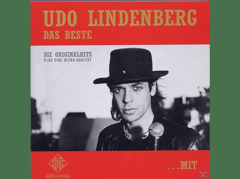 Udo Lindenberg - DAS BESTE MIT UND OHNE HUT [CD]