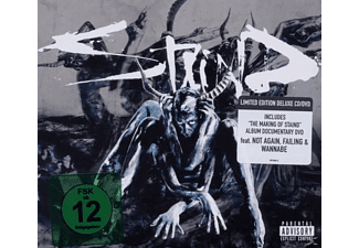 Staind - Staind - Staind - (CD + DVD Video)