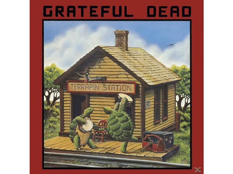 Grateful Dead - Terrapin Station [CD]