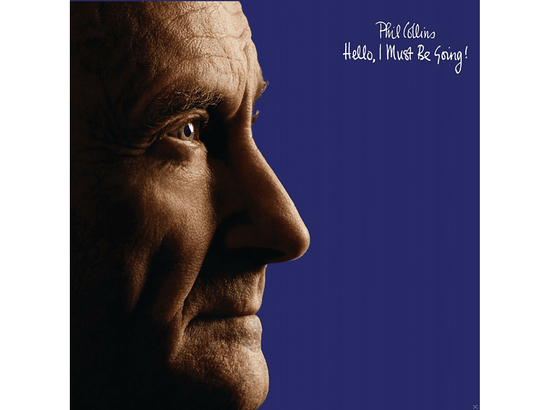Phil Collins - Hello, I Must Be Going! [CD]