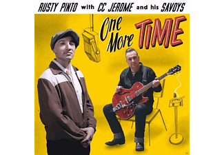 Rusty Pinto, CC Jerome - One More Time - (CD)