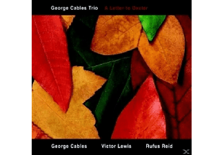 George Trio Cables - A Letter To Dexter - (CD)
