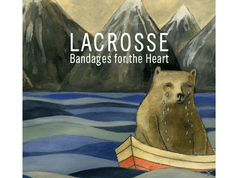 Lacrosse - BANDAGES FOR THE HEART [Vinyl]