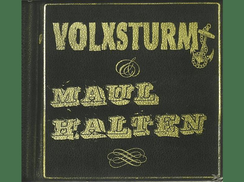 Volxsturm - Volxsturm / Maul Halten [CD]