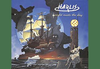 Harlis - Night Meets The Day  - (CD)