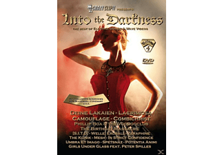 VARIOUS - Into The Darkness Vol.4  - (DVD)