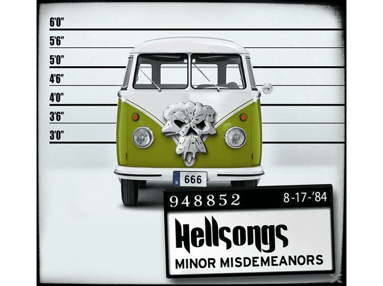 Hellsongs - MINOR MISDEMEANORS [Vinyl]