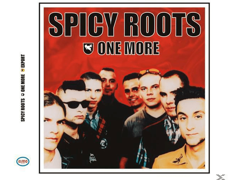Spicy Roots - One More [CD]