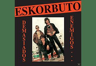 Eskorbuto - Demasiadas Enemigos  - (Vinyl)