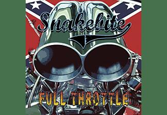 Snakebite, Snakebites - Full Throttle  - (CD)