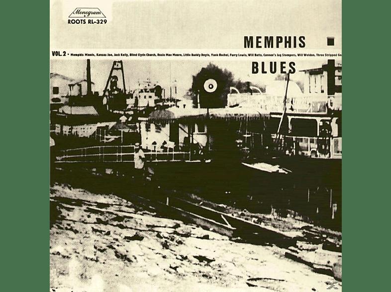 VARIOUS - Memphis Blues Vol.2 [Vinyl]