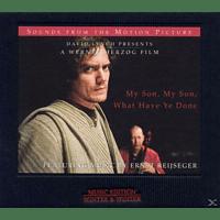 Ernst Reijseger - My Son My Son/W.Herzog [CD]