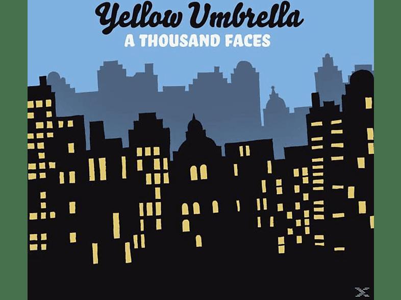 Yellow Umbrella - A Thousand Faces [CD]