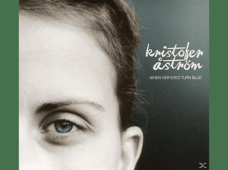 Kristofer Åström - When Her Eyes Turn Blue Ep [Vinyl]
