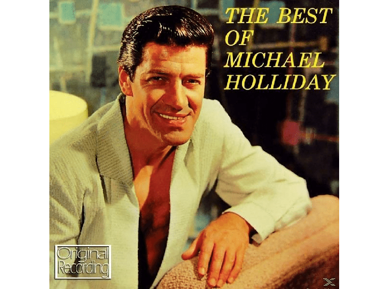 Michael Holliday - Best Of [CD]