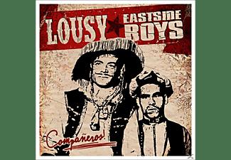 EASTSIDE BOYS/LOUSY - Companeros! (Split-Album)  - (CD)