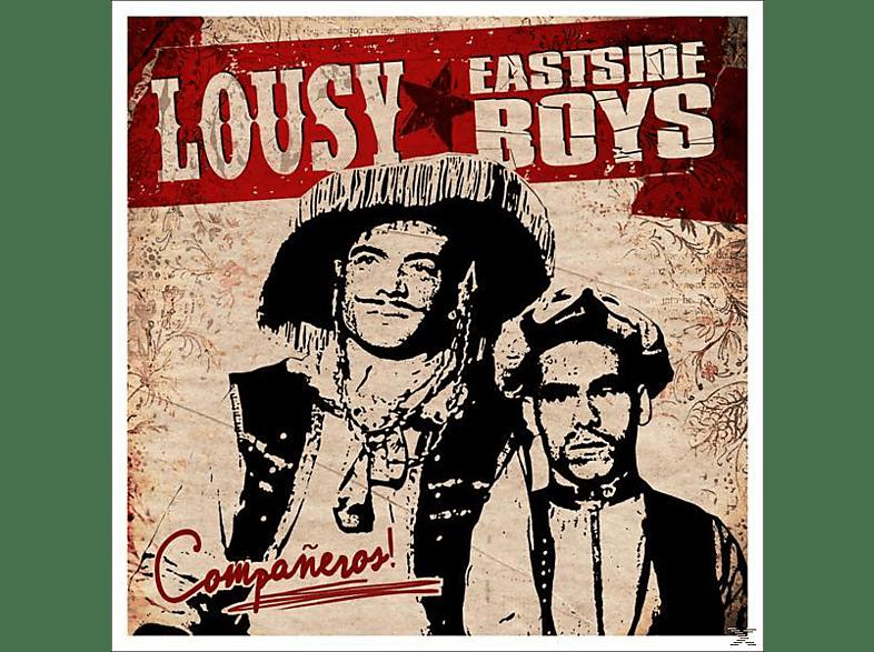 EASTSIDE BOYS/LOUSY - Companeros! (Split-Album) [CD]