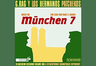 G.Rag Y Los Hermanos Patchekos - München 7  - (CD)